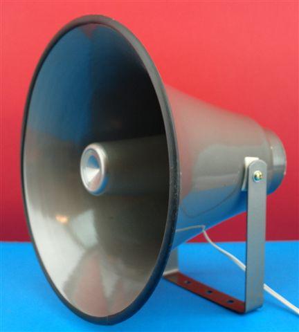 """Megafon """"papuga"""" podłączenie do domowego audio"""
