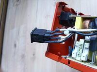 Włącznik zasilacza - prblem z podłączeniem