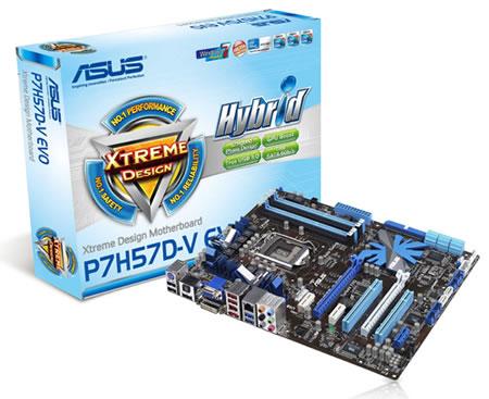 Płyty Asus dla nowych procesorów Intela