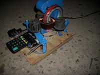 Nawijarka transformatorów toroidalnych (toroid winder)