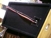 Subwoofer zamknięty Power bass S-12 w skrzyni blaupunkta