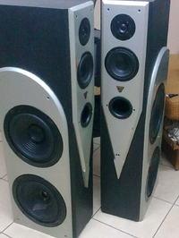 Dobór głośnków do kolumn i wzmacniacz
