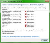 SoundBlaster X-Fi Xtreme - System widzi, lecz nie korzysta ze sterowników karty.