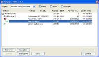 Próba odzyskania danych z dysku Seagate 250GB