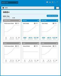 GRID+ V2 - cyfrowy kontroler pracy wentylatorów z programowym sterowaniem