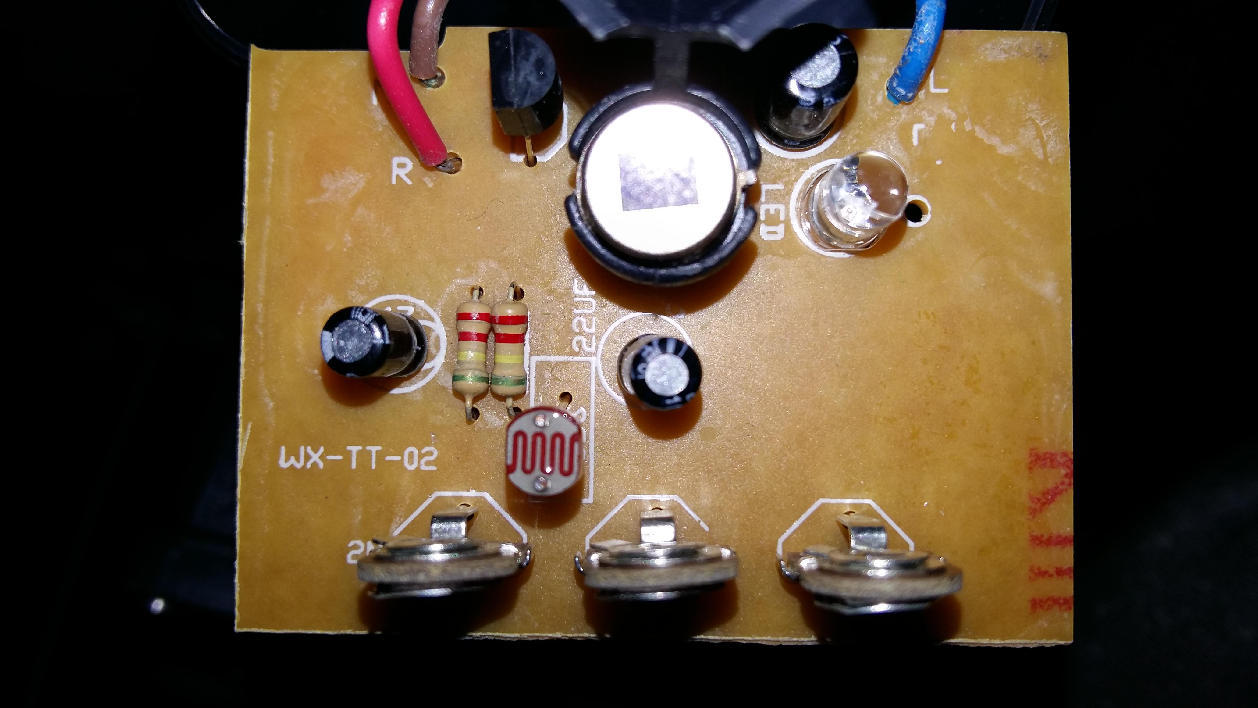 Modne ubrania Halogen Solarny LED czujnik zmierzchu - elektroda.pl MM63