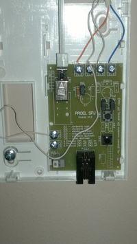 proel pa456 - pod��czenie domofonu PROEL PA456 - 4 przewody