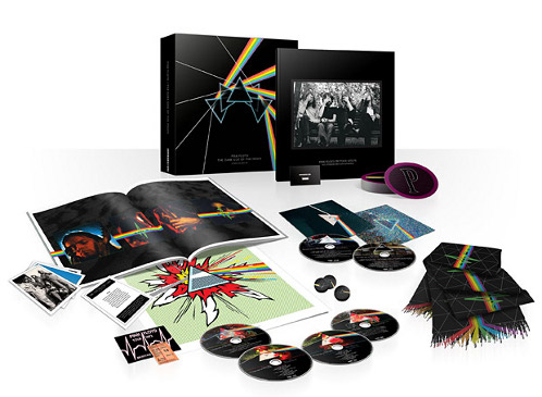 [Sprzedam] Boxset Pink Floyd : Dark Side Of The Moon.