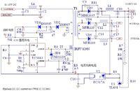 Zasilacz uniwersalny do laptopa na UC3843A - pstryka