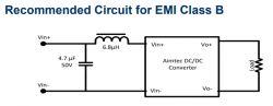 Zasilanie modułu ENC w słuchawkach David Clark.