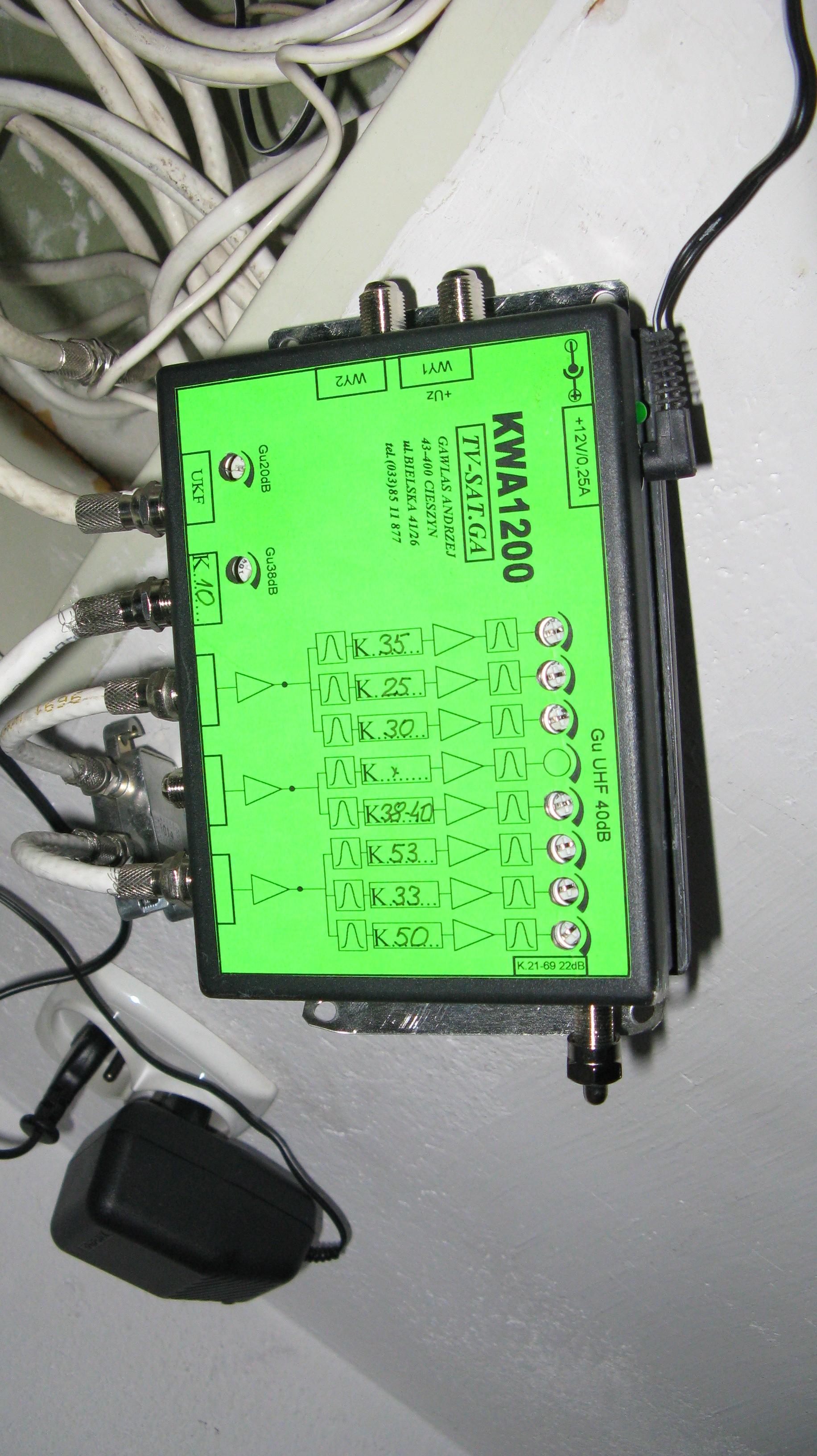 Po wymianie anteny na DVB-T straci�em TVP1 i TVP2