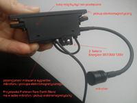 [Zlecę] Dorobienie przełącznika w pickupie gitary odłączająceg zasil. baterii