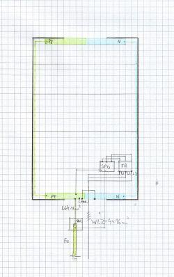 Jak podłączyć ogranicznik przepięc w rozdzielnicy?