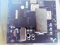 Pralka Candy CY104TXT16S - brak zasilania blokady drzwi