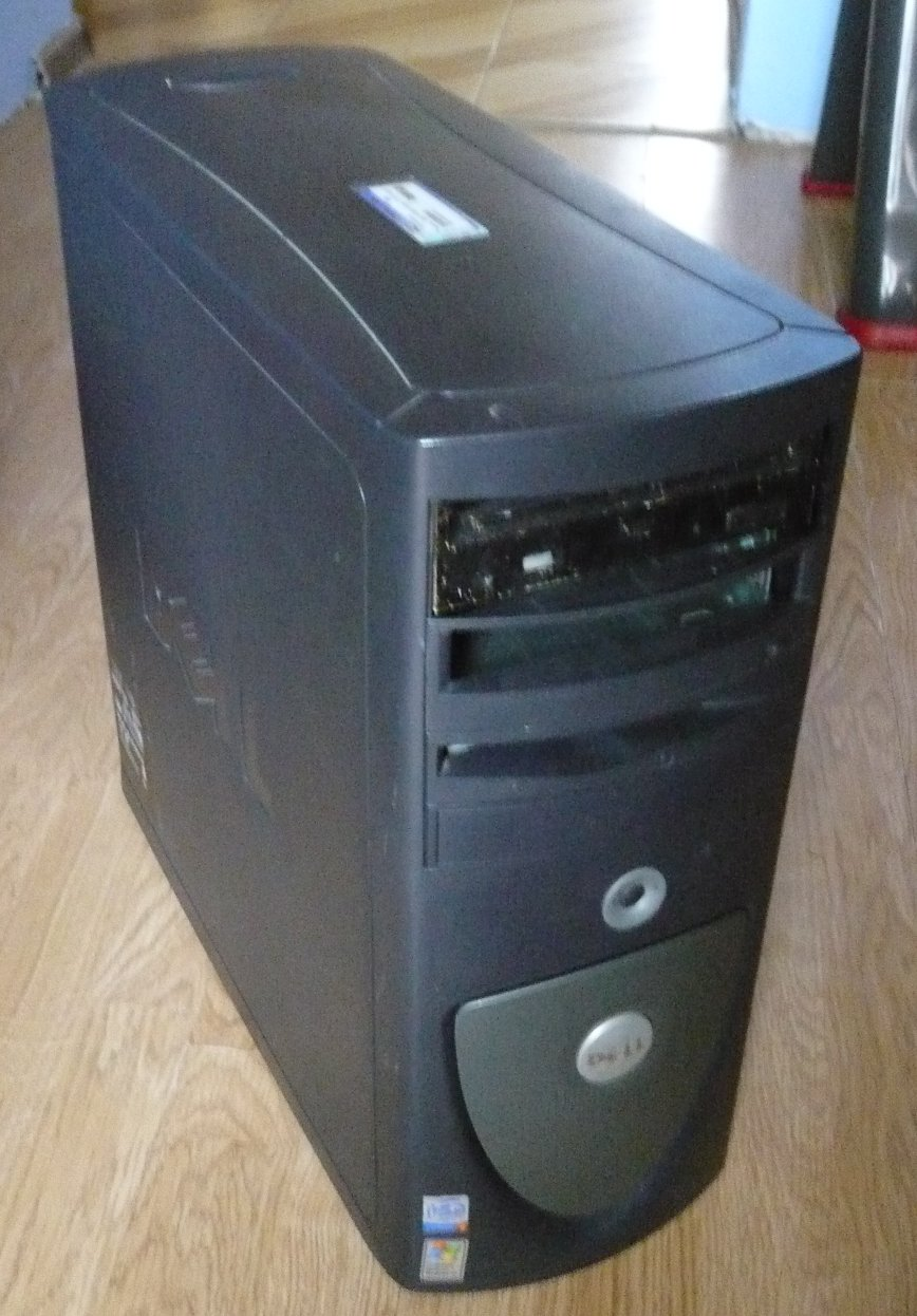 [Sprzedam] Komp. Dell Precision 350 (P4, 1GB, 120GB, GF6600, XP) WROC�AW