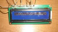 [Atmega8] [Bascom] [LCD 2x16] - Błąd wyświetlacza.
