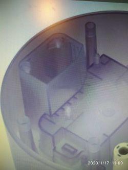Braun, typ 12810000 - stacja do prasowania, jak zdemontować?