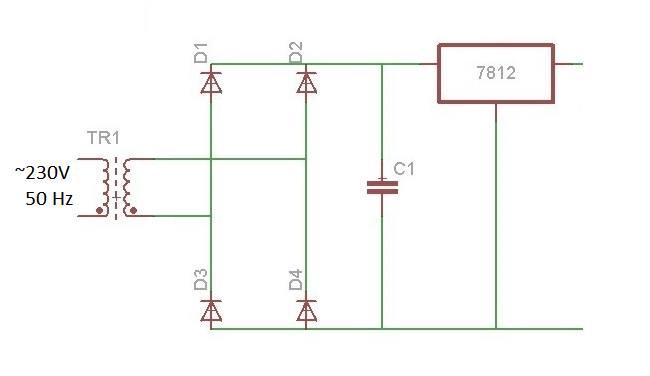 Automatyczne o�wietlenie gara�u - projekt