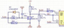 Konwerter TCP-IP/RS485 ESP8266