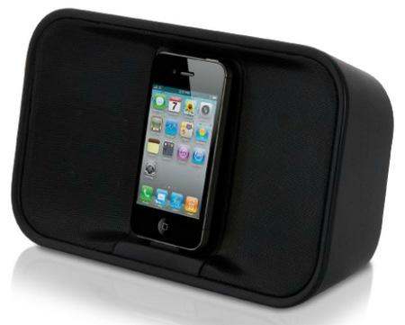 Memorex MA7221 - dok z g�o�nikiem dla iPhone/iPod