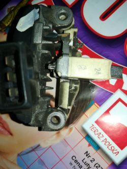 Bmw e46 1.9 - Wymiana szczotek alternatora
