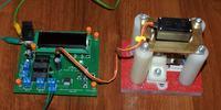 Mikroprocesorowy układ sterowania silnika pulsacyjnego