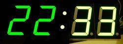 LED-Piktogramme (Anzeigen von Symbolen auf der Frontplatte)