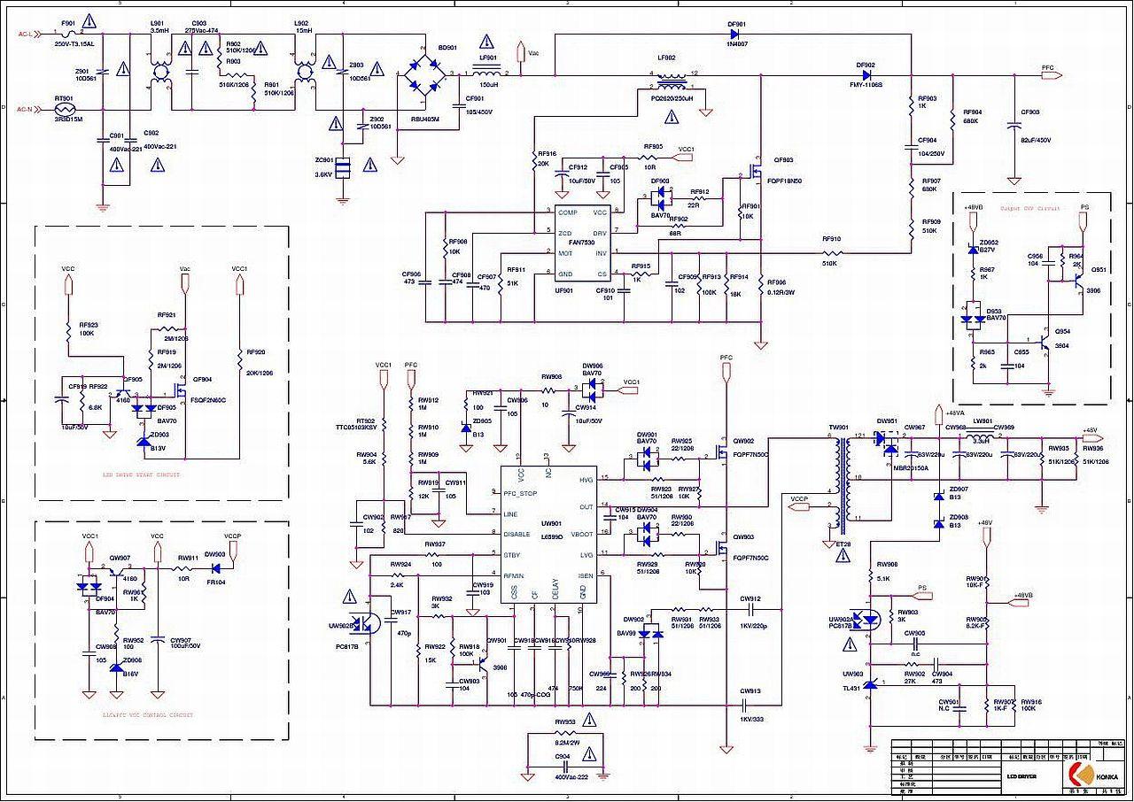 """LCD 32"""" Technika  model X32/56J-GB-FHCU-EU - k�opoty przy w��czaniu"""