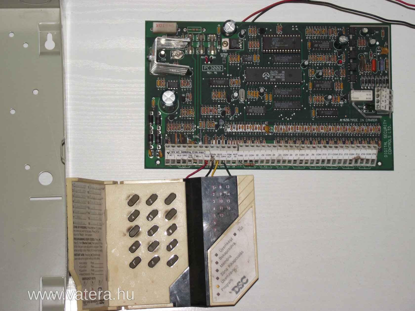 Podmiana miałaby dotyczyć tych płyt głównych DSC PC 3000 podmiana eepromu  ...