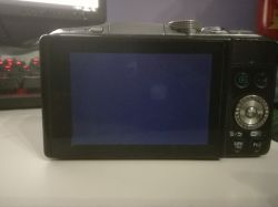 Panasonic Lumix DMC-GF6 - nie wyświetla obrazu, działa podświetlenie
