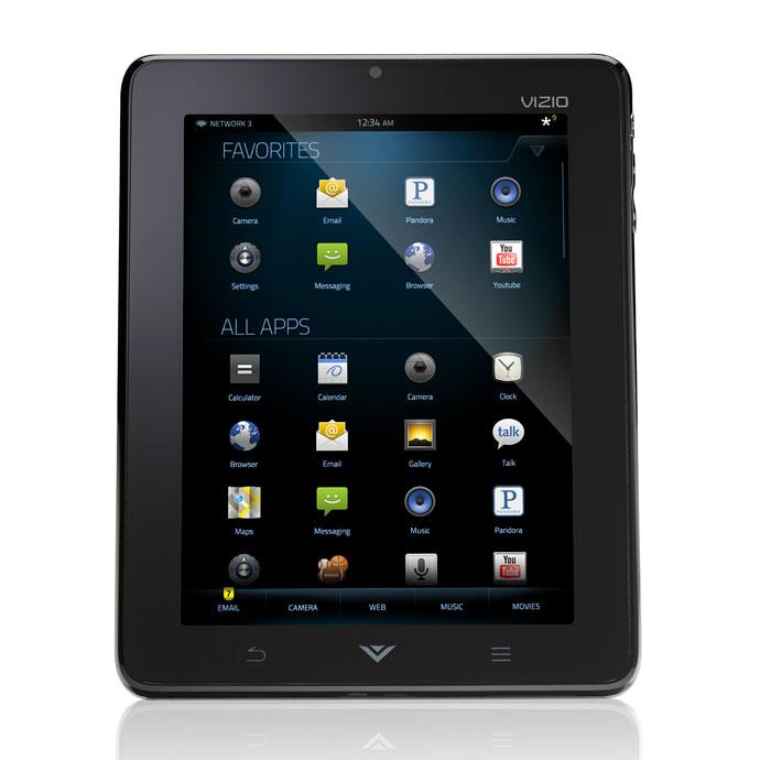 Vizio Tablet w przedsprzeda�y w limitowanej liczbie sztuk w cenie 399 dolar�w.