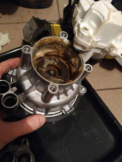 Myjka Karcher K5.610 - Niskie ciśnienie, nie leci woda gdy wyłączona