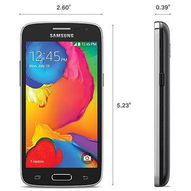Samsung Galaxy Avant - 4.5-calowy smartfon z 4-rdzeniowym procesorem za 670PLN