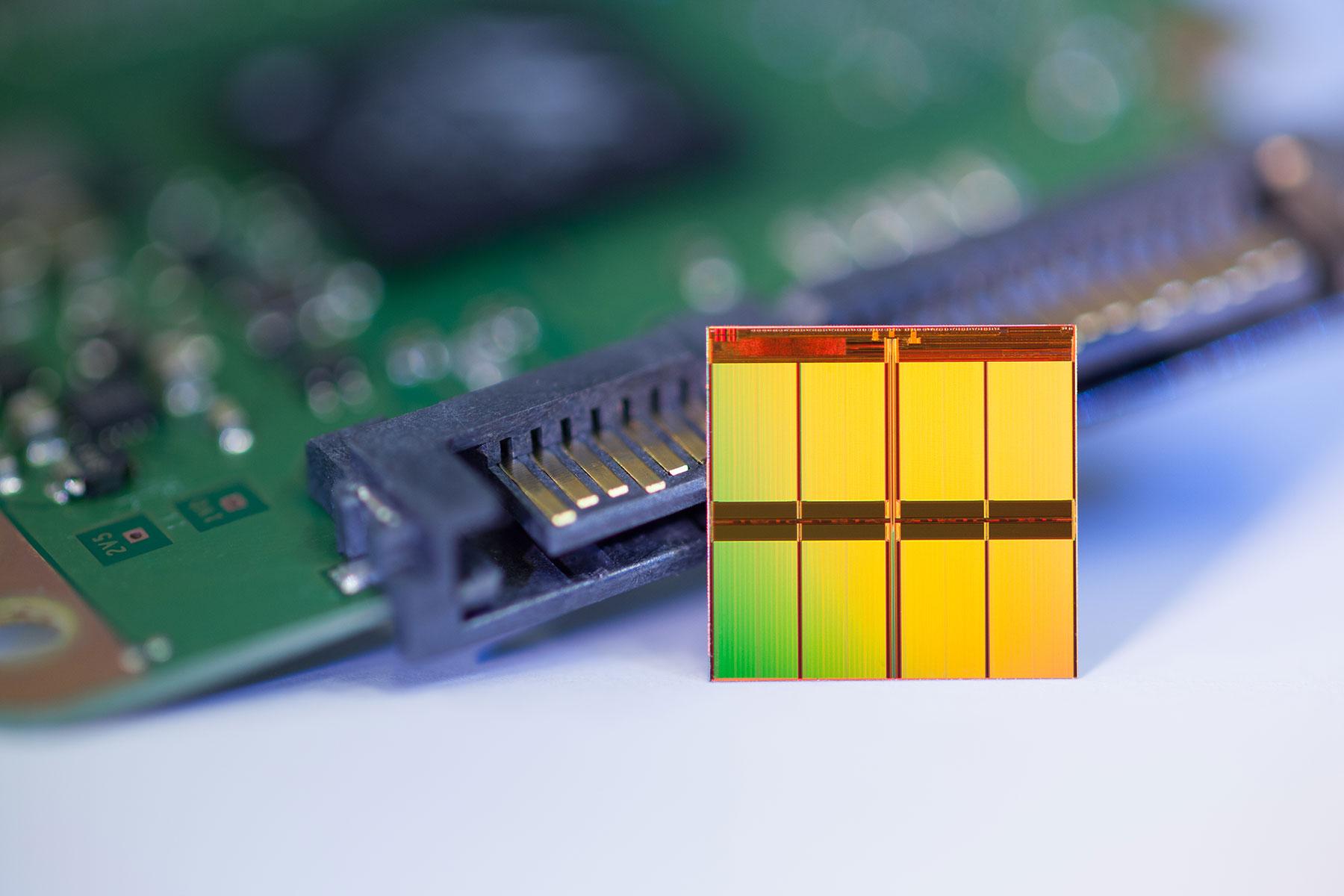 Nowe pami�ci Flash w technologii 16nm od firmy Micron