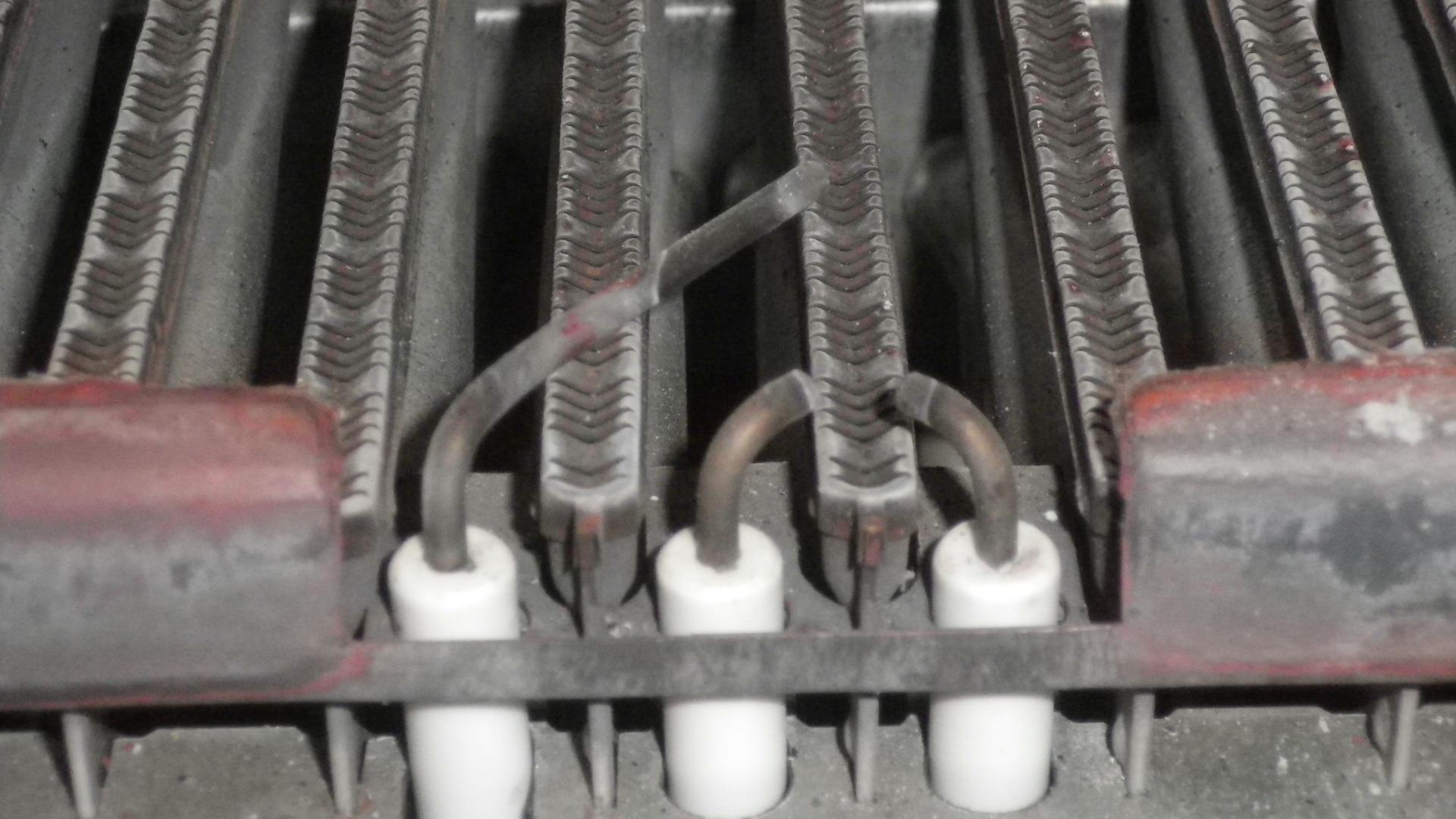 Demrad BK C 224 - nie odpala