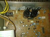 Sony STR-GX311 - Naprawa - zamienniki 2SD2438 i 2SB1587 i prąd spoczynkowy