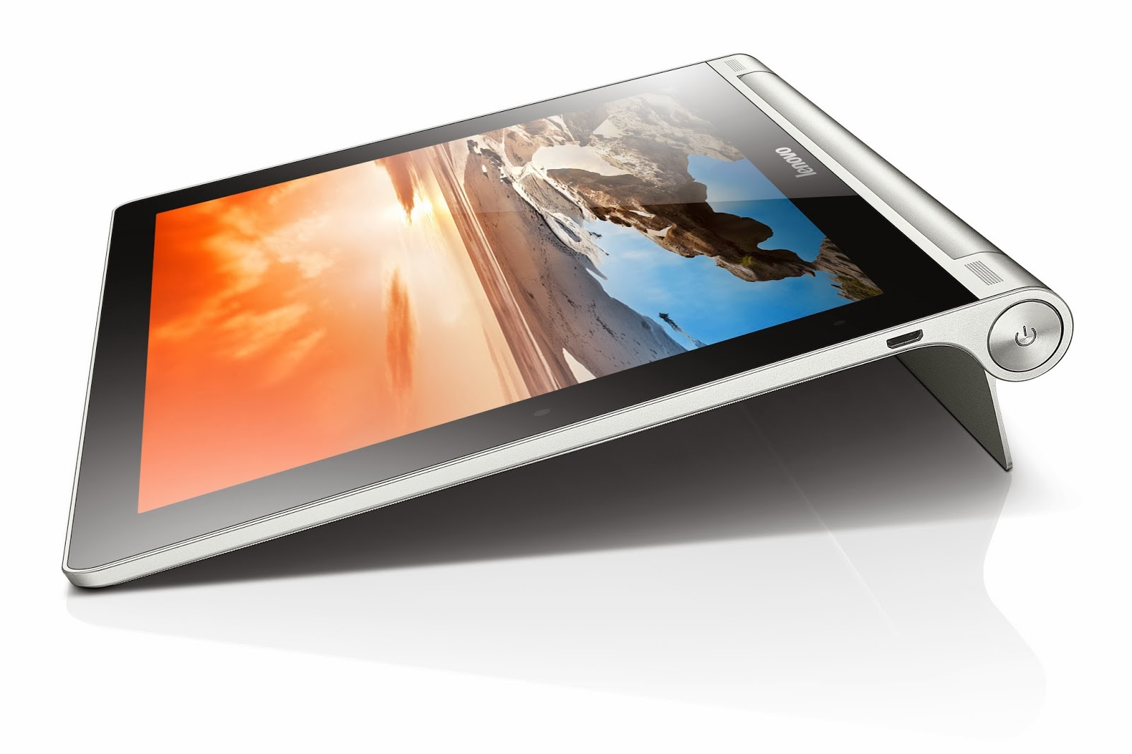 Lenovo Yoga 10 HD+ - tablet z 10,1 ekranem 1080p, Snapdragon 400 i Android 4.3