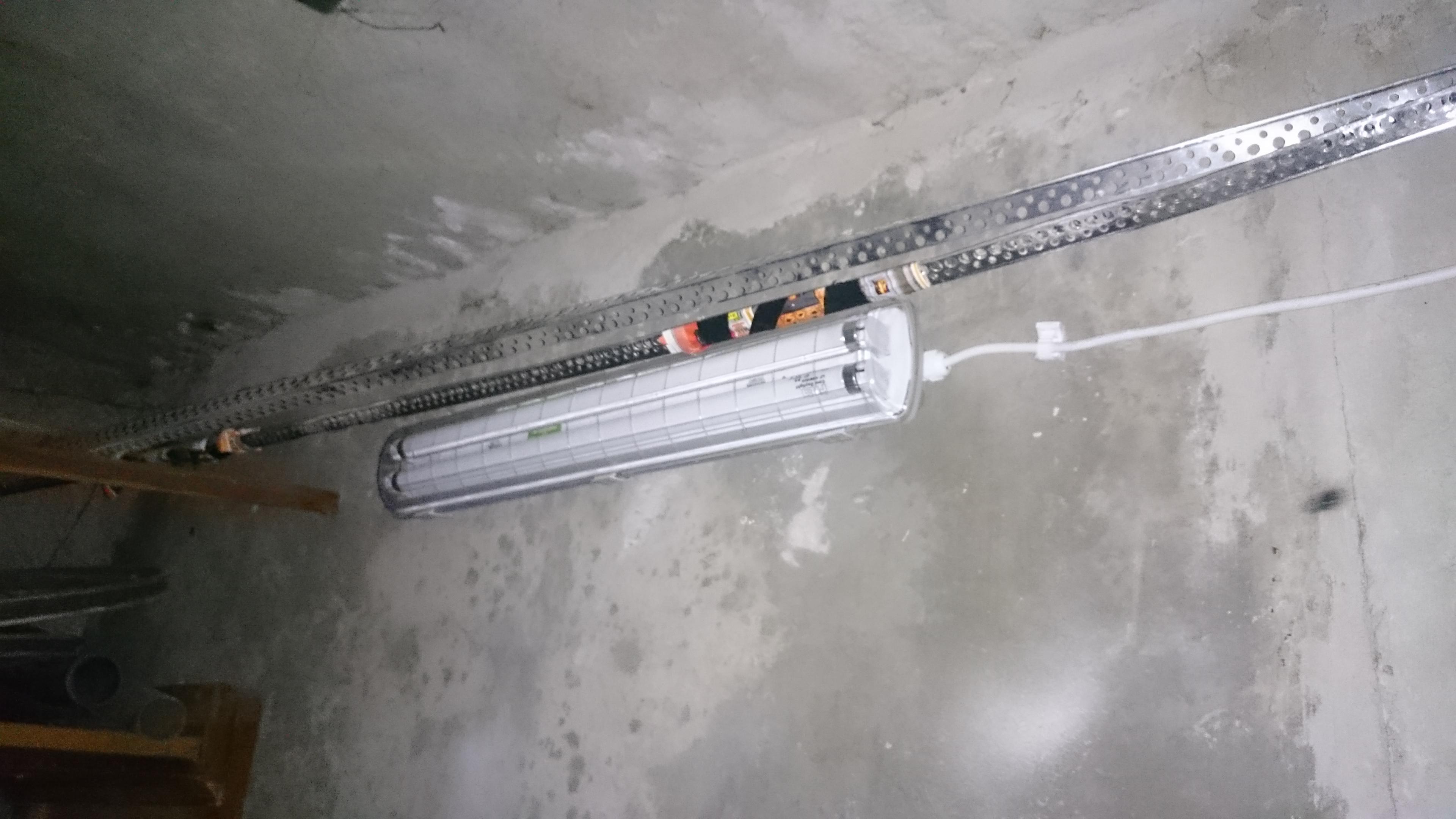 Dodatkowe Oświetlenie W Piwnicy Elektrodapl