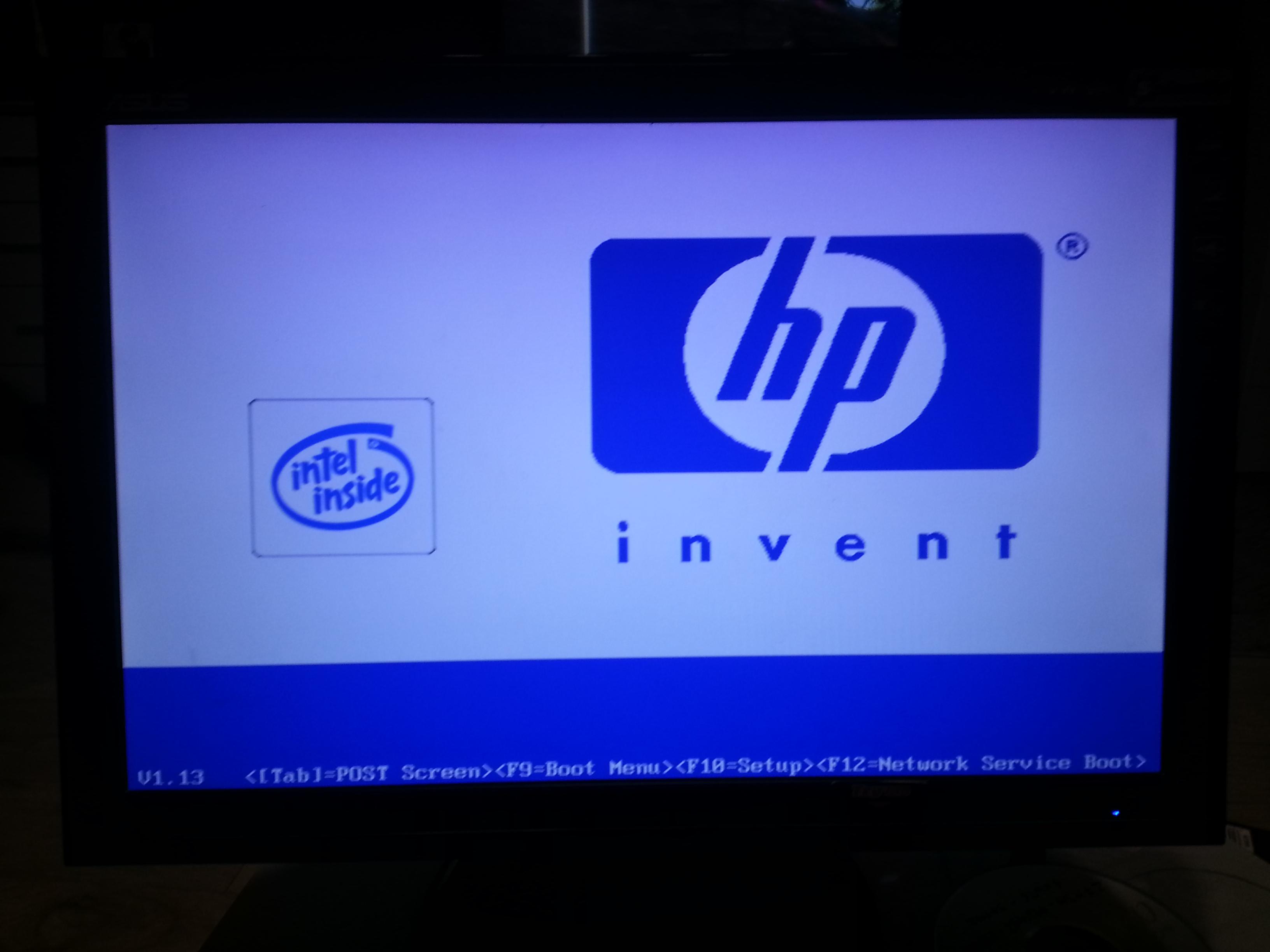 HP Compaq dx2000 MT, Windows XP Professional - nie pasuje klucz z naklejki CoA