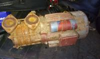 Hydro Vacuum SM32 - Regeneracja pompy, uszczelnienie