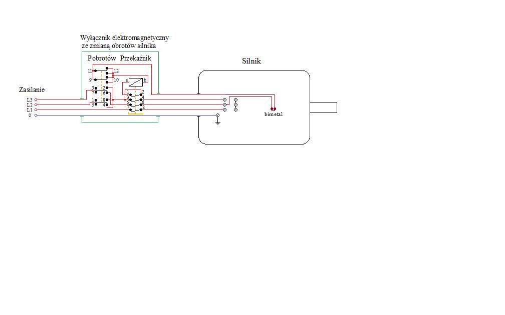 Jak podl�czy� do sieci silnik 3kW