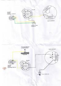 Wymiana instalacji elektrycznej w motocyklu WSK 125