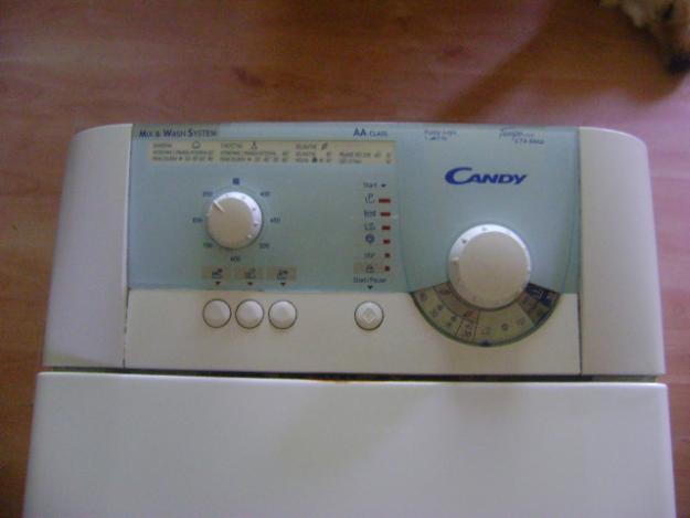 Pralka Candy CTA 84AA - zatrzymala pranie, nie wlacza sie