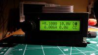 Przenośne elektroniczne obciążenie na Atmega8 i MCP6002, program pod Arduino IDE
