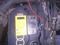 Audi A4 B5 -> Dziwny proces rozładowywania akumulatora..