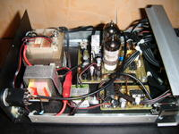 Lampowy preamp do gitary z aktywną korekcją Ibanez TK999HT
