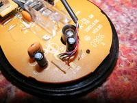 Uszkodzony kabel myszy USB A4TECH