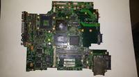 IBM ThinkPad Lenovo R61i - podświetlenie matrycy nie działa, płyta główna?