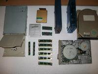 [Sprzedam] Stare części komputerowe * Różności * Warto zobac