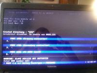 Win7 Home PRemium padł, bład przy instalacji windows.